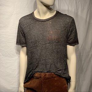 H&M men's thin t-shirt *rare*